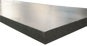 SilverGlo™ crawl space wall insulation available in Euless